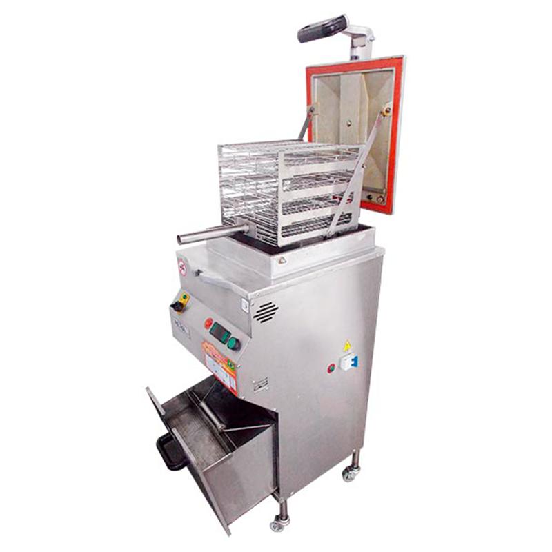 Fritadeira de Frango a Pressão 4k Tumb - Nova Indústria Equipamentos para Gastronomia